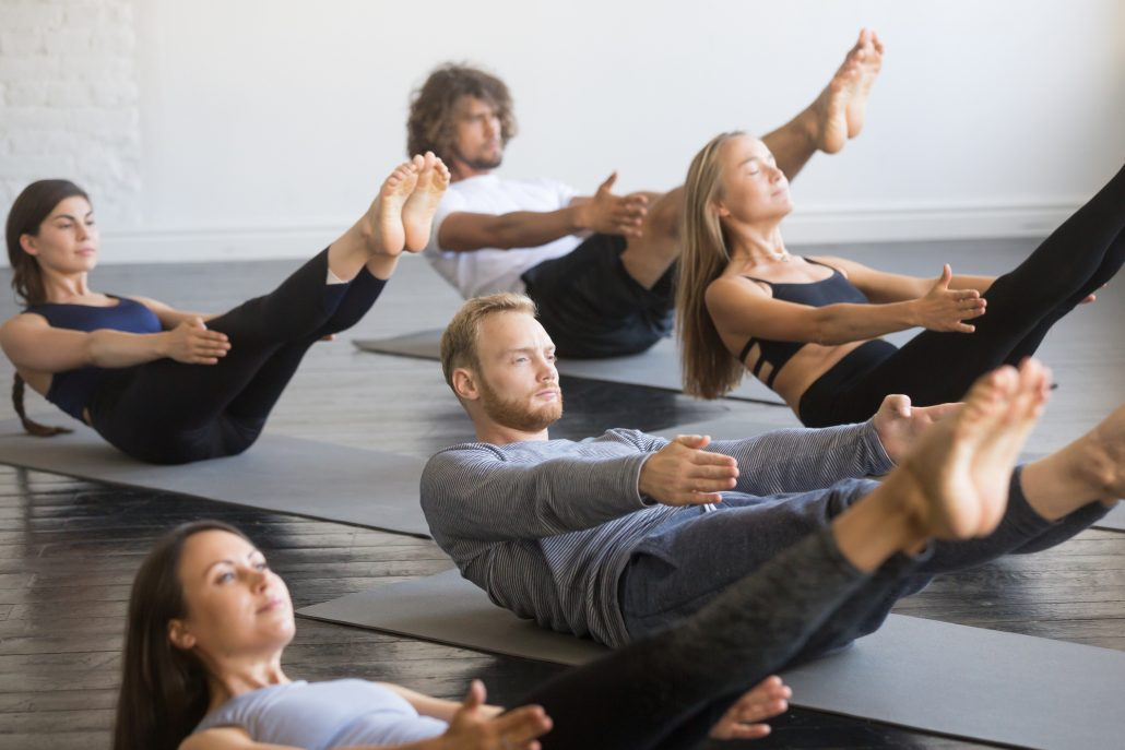 Personal Trainers Yoga Greenwich CT